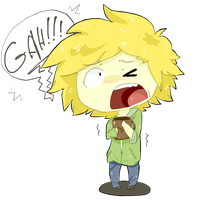 Tweek by fishinyourface