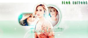 +Portada Demi Lovato by DreamBilieveImagine