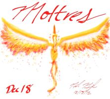 POKEDDEX Challenge - Dec 18 MOLTRES by afrolady114