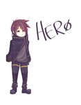Hero by person4113
