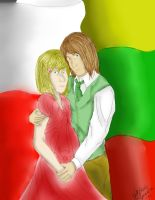 Realism Hetalia - Commonwealth by SexxiVexxi