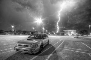Electrifying black and white by Seanjhalpin