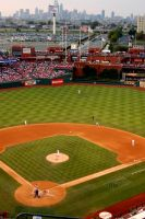 Phillies Game 3 by Luthienmisery29