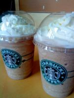 Starbucks Frappuccino by Amy15xx