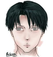 Levi by Dreamer-the-Wolf