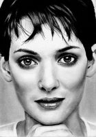 Winona RYDER by Sadness40