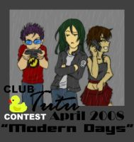 APR 2008: Modern Days by Club-Tutu