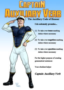 Captain Auxiliary Verb by StevenHoward