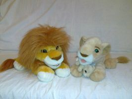 Lion King made by Mattel by Frieda15