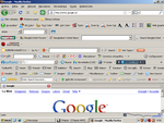 The Attack of the Toolbars by Orundellico