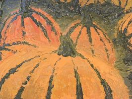 Pumpkin Field by pumpkinflavoredpaint