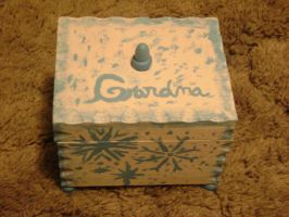 Box For Christmas-Grandmother by SoraTheDemon