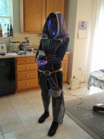 Tali WIP 7.3 - Lights! by Ivorybacon