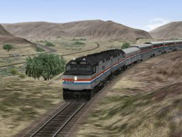 1980s Southwest Chief by SouthwestChief