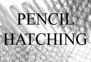 Pencil Hatching by struckdumb