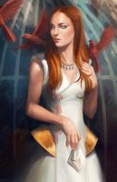 Game of Thrones - Sansa by itsprecioustime