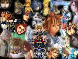 me kingdom hearts peice by Annie-Annelise