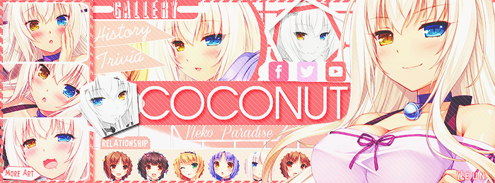 Coconut by Weun