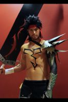 Jecht Cosplay 9 by Elffi