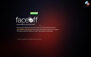 dffrnt FaceOff is now live by vijay-dffrnt