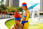 Wakka X Chappu 2 by ShinrajunkieCosplay