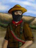 Zapatista by urs-obnoxious
