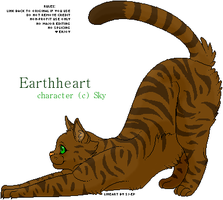 Earthheart Templating by Sky-Lily