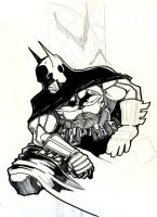 The Batman by LORDNEPHALIM