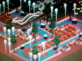 My own Six Flags park 012 by xSofticatious