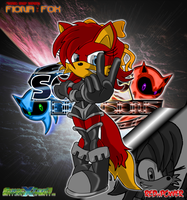 Sonic: Dimensions - End Series: Fiona the Fox by STEhq