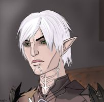 Fenris by mrkuroi