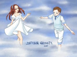 DEFYING GRAVITY by koutwin