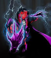 Magneto Color Final-maybe- by drbjrart