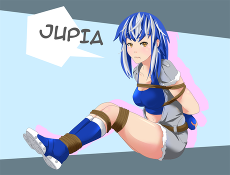 Jupia Bound by Animluster
