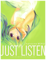 Vocaloid - Just Listen by nou-e