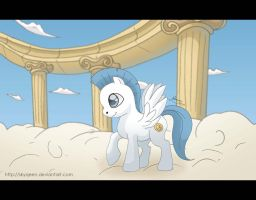 My Little Pegasus by MySweetQueen