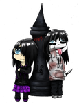 Chibi: A Game of Chess and Knives by Grismalice