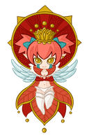 Divine Queen by LiliLith