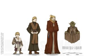 Jedi chose to draw everything by rubenslima
