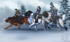 RoF Snow Run by Hlaorith