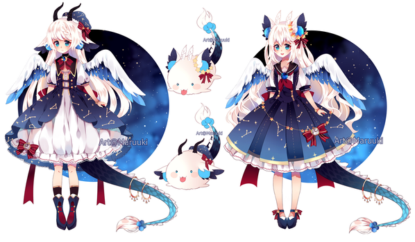 Dragon Angel Hybrid BBPP [Closed] by Maruuki