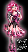 Monster High: C.A. Cupid by NemoTurunen
