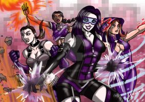 Saints Row IV by ADL-art