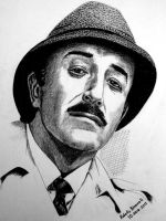 PETER SELLERS. by RobertoBizama