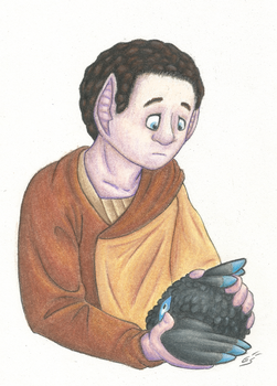 Weyoun and Mozzy by GSnail