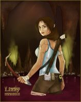 Tomb Raider by Annaliz