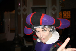 Frollo Cosplay by ChristineFrollophile
