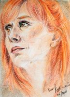 Donna Noble by galenaBY