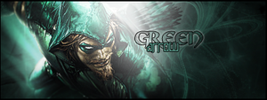 Green Arrow by beam1249