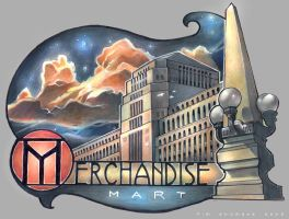 Merchandise Mart by telegrafixs